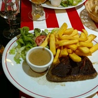 Photo taken at La boucherie Restaurant by Oleg P. on 10/9/2016