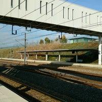 Photo taken at Gare SNCF de Lorraine TGV by Oleg P. on 10/13/2016