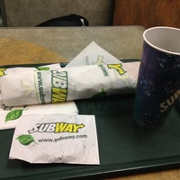 Photo taken at SUBWAY by Roland S. on 11/8/2012