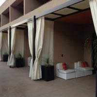 Photo taken at Hyatt Palm Springs by Joshua P. on 10/2/2012