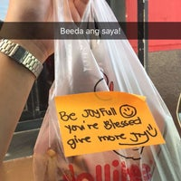 Photo taken at Jollibee by Charlene A. on 1/13/2017