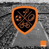 Foto tirada no(a) Jardins de Roland Garros por Orange France em 5/30/2013