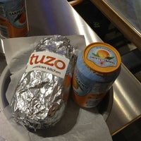 Photo taken at Tuzo Mexican Kitchen by Juan K. on 4/1/2013