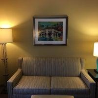 Photo taken at Hampton Inn & Suites St. Petersburg/Downtown by Jody M. on 6/22/2017