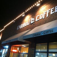 Photo taken at Caribou Coffee by Adam R. on 12/24/2012
