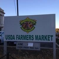Foto tomada en USDA Farmers' Market por @njwineandbeer el 11/7/2013