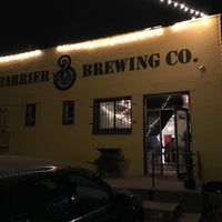 Photo taken at Barrier Brewing Co. by @njwineandbeer on 10/7/2016