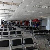 Photo taken at Luis Muñoz Marín International Airport (SJU) by Lee H. on 12/14/2012