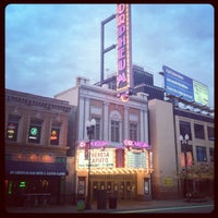 Photo taken at Orpheum Theatre by Jermaine T. on 10/30/2012