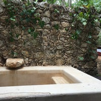 Photo taken at Hacienda Uayamon, a Luxury Collection Hotel, Uayamon by Alma A. on 5/27/2017