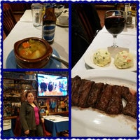 Photo taken at Boca Juniors Argentine Steakhouse by vanessa l. on 2/7/2017