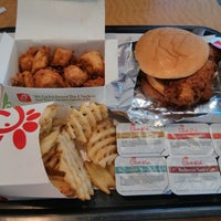 Photo taken at Chick-fil-A by Henry C. on 5/25/2013