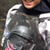 Photo taken at Delta Paintball by Ettore on 5/18/2014