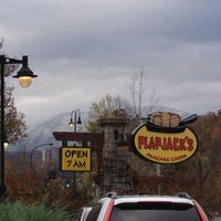 Photo taken at Flapjack's Pancake Cabin by James B. on 10/31/2012