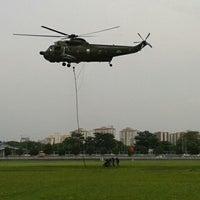 Photo taken at Tentera Udara Diraja Malaysia (TUDM) by Shery m. on 4/7/2013