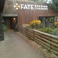 Photo taken at FATE Brewing Company by Jay S. on 8/24/2013