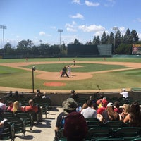 Photo taken at Dedeaux Field by Sean on 5/21/2016