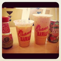 Photo taken at Ohana Hawaiian BBQ by Jenna-Lynn F. on 11/2/2012