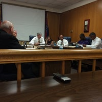 Photo taken at McComb City Hall by Amelia C. on 8/12/2014