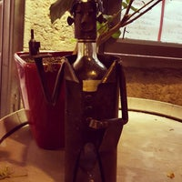 Photo taken at Le Bistrot du Sommelier by Sung H. W. on 8/31/2015
