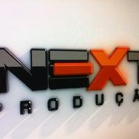 Photo taken at Next Produção by Roger Z. on 3/21/2013