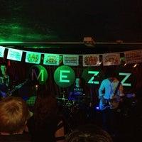 Das Foto wurde bei The Mezz von Luigi am 10/13/2012 aufgenommen