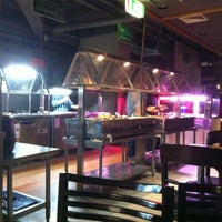 Photo taken at Shinara Grill & Lounge by Khoa T. on 12/22/2012