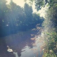 Photo taken at Paul-Lincke-Ufer by Bunz on 7/6/2013