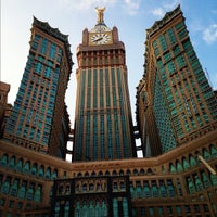 Photo taken at Raffles Makkah Palace by Mohammed A. on 12/13/2012