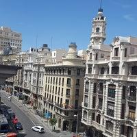 Photo taken at Hotel Catalonia Gran Vía **** by Nikos D. on 8/1/2017