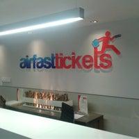 Photo taken at Airfasttickets by Nikos D. on 2/13/2014