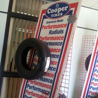Photo taken at Cooper Tires by DiDi D. on 5/5/2014
