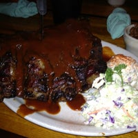 Photo taken at The State Line Bar-B-Q by Eduardo D. on 12/7/2012