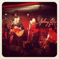 Photo taken at Johnny D's Uptown Restaurant & Music Club by Nate K. on 9/27/2012