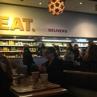 Photo taken at EAT by Veronika M. on 1/8/2013