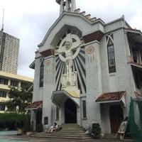 Photo taken at St. Paul University Manila by Samantha D. on 3/22/2018