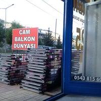 Photo taken at İspir Yapı Group by Huzeyfe I. on 6/25/2013