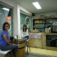 Photo taken at Vittoria Coffee @ Wine Depot by Mabelle A. on 11/20/2016