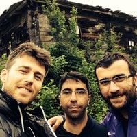 Photo taken at Ömerdüz Köyü by Eren O. on 5/18/2014