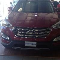 Photo taken at Hyundai by Karo D. on 2/9/2013