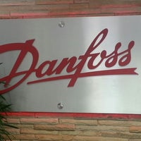 Photo taken at Danfoss by Jerome W. on 1/17/2013