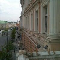 Photo taken at Newsec Baltics HQ by Ramojus G. on 5/10/2013