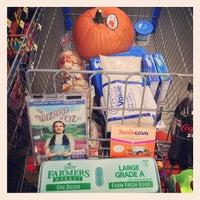 Photo taken at Walmart by K. L. on 10/13/2013