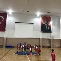 Photo taken at FESA Basketbol by Gurkan P. on 2/4/2017