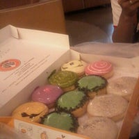Photo taken at J.Co Donuts & Coffee by Ayu T. on 10/16/2012