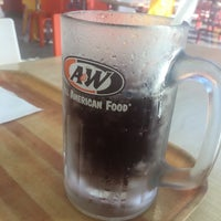 Photo taken at A&W by James F. on 7/17/2017