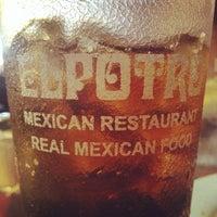 Photo taken at El Potro by Brandon M. on 5/9/2014