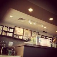 Photo taken at Starbucks by Brandon M. on 9/24/2012