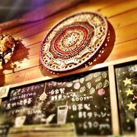 """Photo taken at from earth cafe """"OHANA"""" by nori on 12/29/2012"""