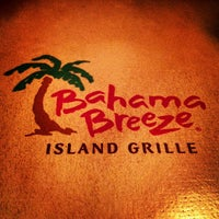 Photo taken at Bahama Breeze by Abe D. on 7/21/2013